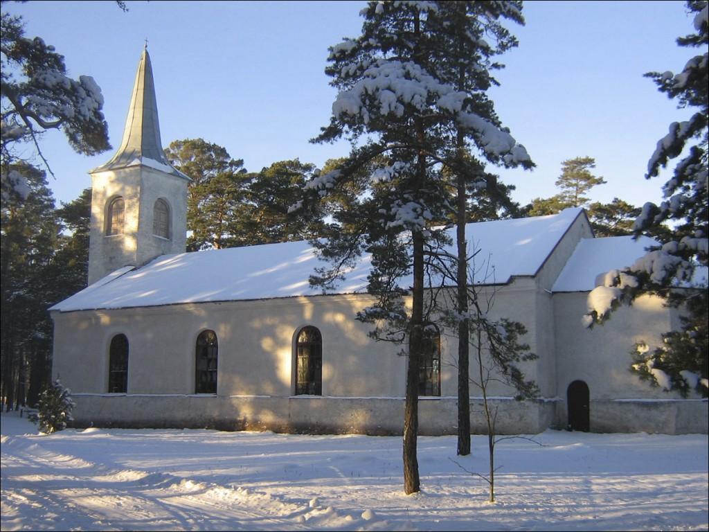Emmaste kirik  Autor D. Lukas  Kuupäev  25.01.2007