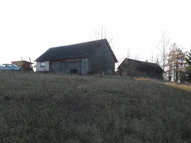 """Kiviaja asulakoht """"Villa II"""". Foto: Tõnis Taavet, 16.11.2011."""