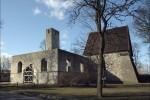 Käina kiriku varemed  Autor M. Mõniste  Kuupäev  06.04.2007