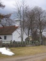 Käsmu kabel. nr. 16069 vaade loodest  Autor Anne Kaldam  Kuupäev  11.04.2006