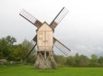 Tuuliku vaade pärast tiibade paigaldamist 2011. a septembris. Foto: M.Koppel
