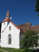 Kuusalu kirik. Foto: Kais Matteus 31.07.2008