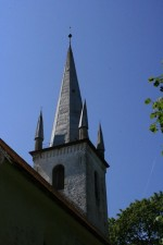 Laiuse kiriku torn. Foto: Kais Matteus 30.06.2009