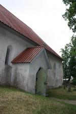 Noarootsi kirik. Foto: Kais Matteus 14.06.2011