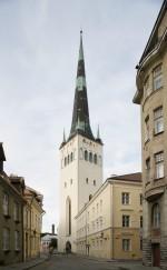 Vaade piki Laia tänavat. Foto Arne Maasik 2009