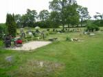 Kalmistu uuem osa.  Autor Kalli Pets  Kuupäev  27.06.2007