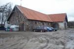 Kukruse mõisa hobusetall. Vaade lõunast. 17.04.2012. Foto: Kalle Merilai