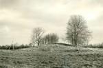 Pelgupaik - lõuna-edelast. Foto: O. Multer, 14.10.1986.