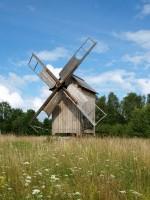 Harju tuulik, vaade edelast Autor Maarika Leis-Aste Kuupäev 17.07.2012