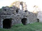 15951 Toolse linnuse varemed , vaade 2012 a konserveeritavale müüriosale. Anne Kaldam 15.08.2012