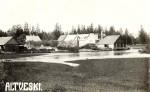 Vaade veskile 1920ndatel. Foto: Jaan Vali kogust