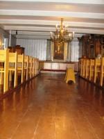 Käsmu kabel, reg. nr 16069, peale sisemisi restaureerimistöid. Kuupäev 02.10.2012 autor M.Abel