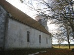 Jaani kirik edela suunalt. Foto: Rita Peirumaa, 31.10.2012