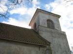 Jaani kiriku torn edela suunalt. Foto: Rita Peirumaa, 31.10.2012