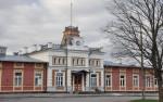 Haapsalu raudteejaam. T. Padu foto 7. nov 2012