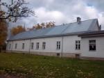 Rapla pastoraadi peahoone tagakülg. K. Klandorf 16.10.2012