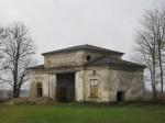 15872 Võhmuta mõisa väravahoone, vaade kirdest 15.11.2012 Anne Kaldam