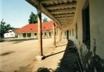 Vaade Õisu mõisa tall-tõllakuurile Foto Jaan Vali 2002