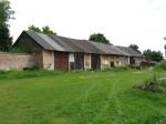 Vana-Antsla mõisa kuivati keldriga, 19 saj. Foto Tõnis Taavet, 01.08.2012.