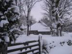 Mihkli talu kompleks, 12. detsember 2012. Foto: Rita Peirumaa, 12.12.12.