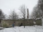 16040 Pada mõisa vesiveski, vaade lõuunast, kuupäev 30.01.2013. pilt: Anne Kaldam
