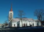 Laurentiuse kirik S-külg Tallinna tn poolt. Foto: Rita Peirumaa, 14.03.2013