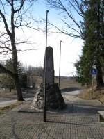 Vabadussõja Munamäe lahingu mälestussammas. Foto Tõnis Taavet, 24.04.2013.