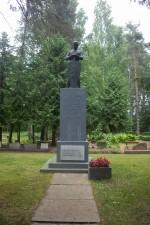 Vabadussõja mälestussammas. Foto: Kalle Merilai 25.07.2013.a.