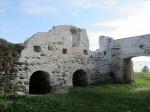 15951 Toolse linnuse varemed, näha 2013 aastal teostataud konserveerimistööd.  aeg: 11.09.2013 foto: Anne Kaldam
