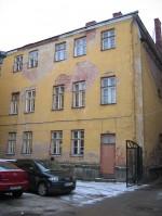 Lai 34 hoovifassaad  Autor Egle Tamm  Kuupäev  28.11.2007
