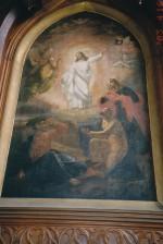 "Altarimaal ""Kristuse kirgastamine"", C. S. Walther, 1833 (õli, lõuend) Foto: L. Krigoltoi, 2003"