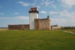 Narva Hermanni linnus. Vaade läänest. Foto: Andres Toode. 23.05.2011.