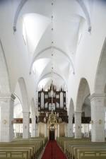 Kiriku kesklööv. Foto A.Maasik 2009