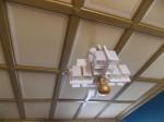 Laealgusti II korruse fuajees. Foto: Rita Peirumaa, 7.03.2014