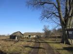 30231 Hansurahva talu rehielamu, vaade sissesõidu teelt , st loodest Foto: Anne Kaldam 13. 04. 2014