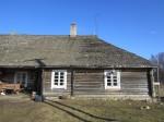 30231 Hansurahva talu rehielamu, vaade loodest, elamu lõunapoolsele osale. Foto: Anne Kaldam 13.03.2014