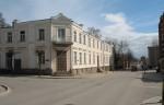 Vaade Tartu ja F. R. Kreutzwaldi tänava nurgalt. Foto Kersti Siim, 8.04.2014.