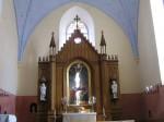 Altar. Foto: Anne Kivi, 04.04.2008