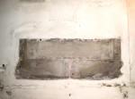 C. v. Horni hauamonument-sarkofaagi pealisplaat ja küljed, A. Passer, 17. saj. algus (dolomiit). Foto: V. Leitsar, 04.09.2014