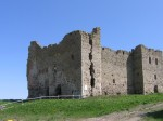 Toolse linnuse varemed : 15951vaade läänefassaadile, osaliselt näha lõunafassaad  Autor ANNE KALDAM  Kuupäev  13.05.2008