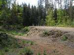 Erosiooni mõjul varisev parkimisala  Autor Martti Veldi  Kuupäev  13.05.2008