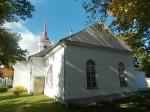Laurentiuse kirik N-poolt vaadatuna.  Foto: Rita Peirumaa, 30.09.2014