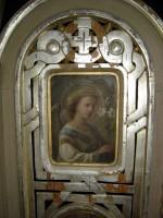 """Ikoon """"Peaingel Gabriel"""" kuninglikel väravatel. Foto: S.Simson 30.04.2007"""