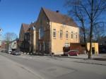 Kroonuaia 7 otsa- ja esivaade. Foto Egle Tamm, 13.03.2015.