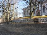 Otepää kirikuaed reg nr 13161, 17.03.2015. Foto: Ingmar Noorlaid
