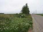 Kiili valla õpilasmalev paigaldas mälestisele uue tähise.  Autor Ulla Kadakas  Kuupäev  11.08.2008