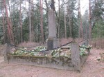 Vabadussõja mälestussammas reg. nr. 27104. Eestvaade. Foto: Kalle Merilai 28.03.2015.a.