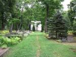 Kodavere kalmistu, vaade kabelile Foto: Sille Raidvere Aeg: 26.08.2015