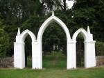 Kodavere kalmistu peavärav Foto: Sille Raidvere Aeg: 26.08.2015