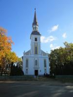 Kiriku esifassaad sai  värvivärskenduse. 08.10.2015 V. Lõhmus